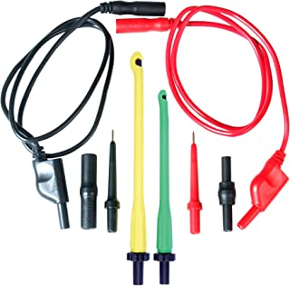 Deluxe Multimeter Lead Set