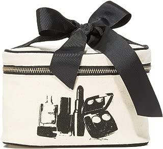 Bag-all Women's Bag-all Beauty box, Black & White, One Size