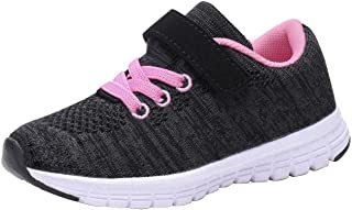 Girls Fashion Sneakers Comfort Running Shoes(Toddler/Kids)