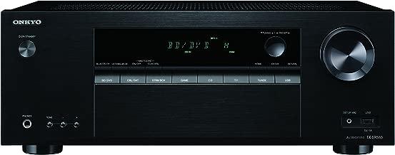 Onkyo Surround Sound Audio & Video Component Receiver Black (TX-SR383)