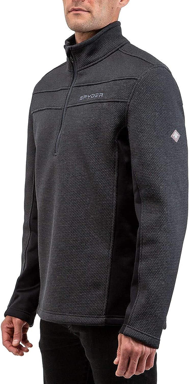 Spyder Men's Encore shopping Jacket Max 66% OFF Fleece
