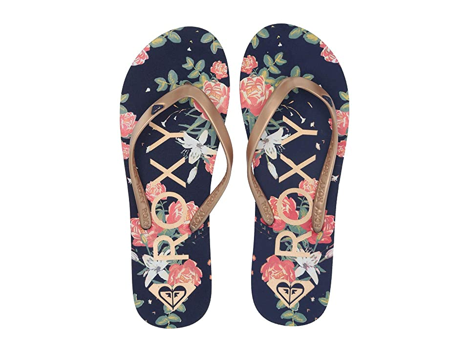 Roxy Tahiti VI (Navy 2) Women's Sandals