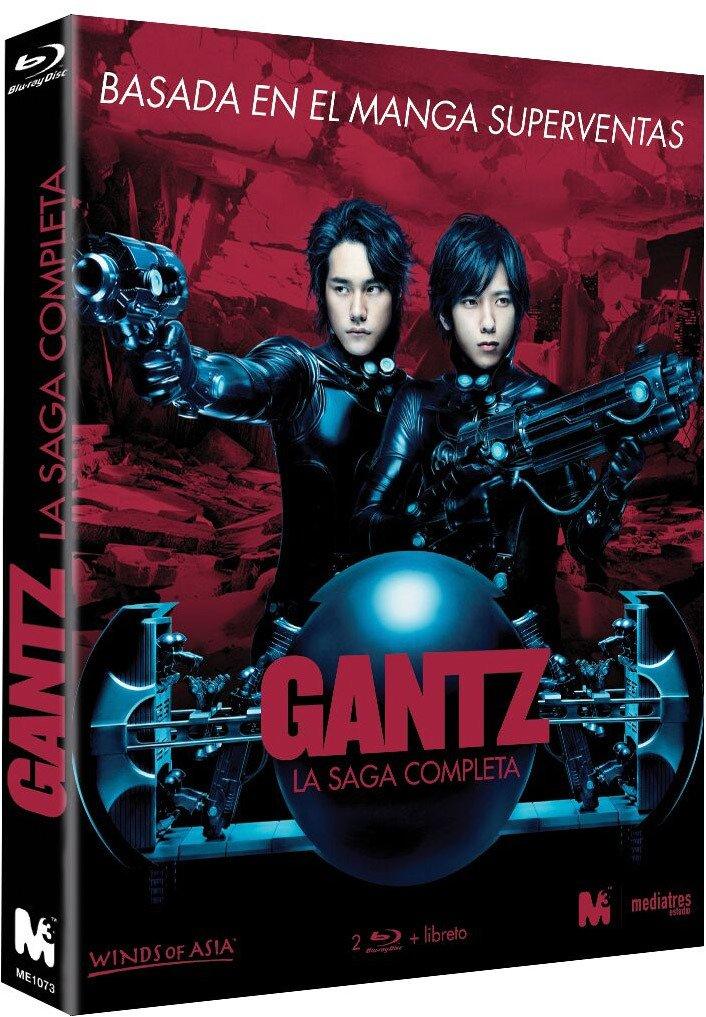 Amazon Com Pack Gantz Peliculas Y Tv
