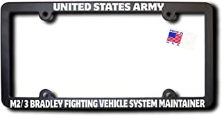 James E. Reid Design US Army M2/3 Bradley Fighting Vehicle System MAINTAINER License Frame