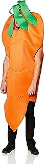 Forum Novelties Men's Adult Carrot Costume, orange, Standard