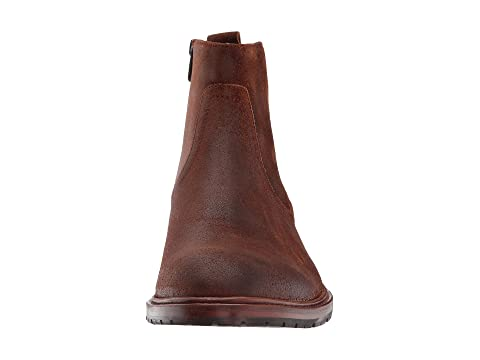 Trask Larkin Brown Waxed Suede 2018 Newest Cheap Price Buy Cheap Free Shipping Pay With Visa Online Mdlca