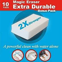 borrador magico esponja magica Almohadilla Quita Manchas - Natural Eco Blanca Puede ser Cortado a la Medida