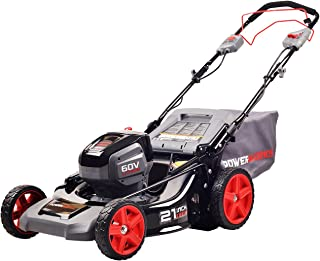 POWERWORKS 60V 21-inch SP Mower, Battery Not Included MO60L02PW