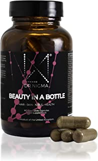 Dr. Nigma, Hair, Skin and Nails, Beauty in A Bottle, 60 Capsule Supplement