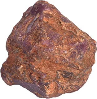 Certified Natural Star Ruby Rough Star Ruby 64.50 Carat Crystal Healing Loose Gemstone for Jewelry Making ET-154