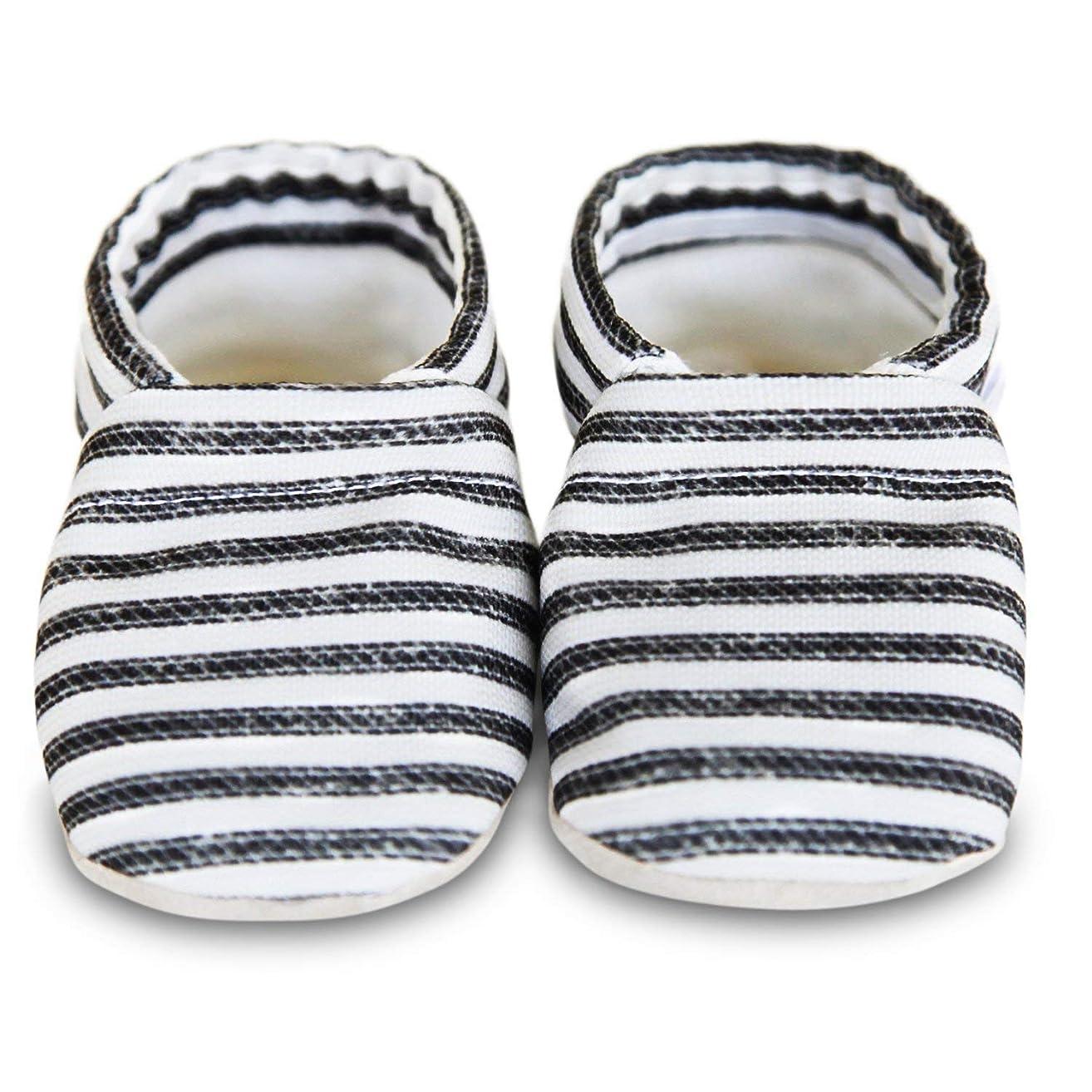 Organic soft soled baby shoes, JORDAN