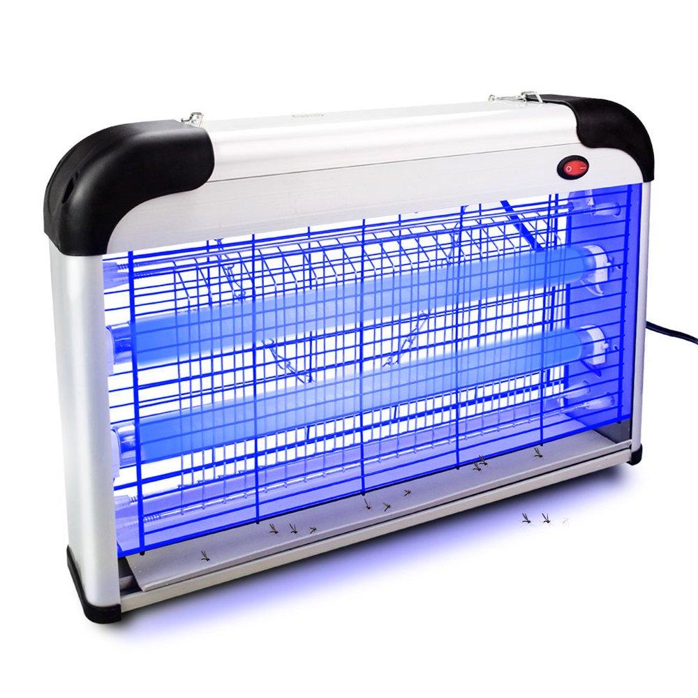 Flantor 1 Protect Electric Bu Zapper,Ultraviolet(UV) Light Units Lamp Insect Bug, Black