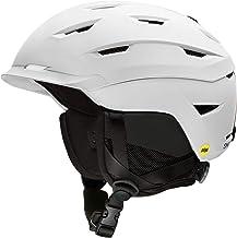 Smith Optics Level MIPS Snow Helmet (Matte White, X-Large 63-67cm)