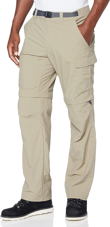 Columbia Cascades Explorer Pants Pantalones de Senderismo, Hombre