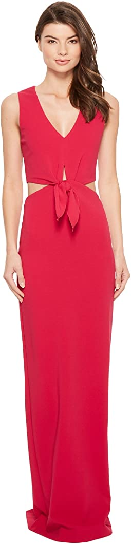 Nicole Miller - Grayson Structured Heavy Jersey Gown