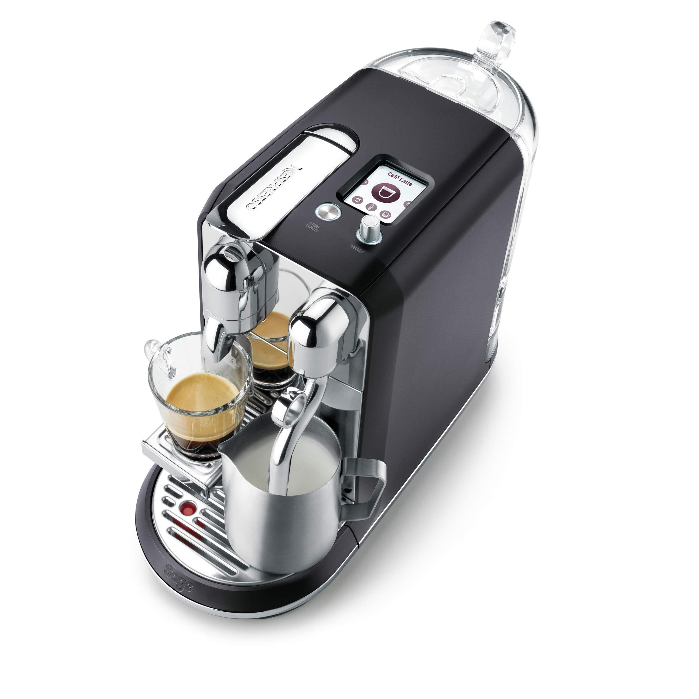 Sage Appliances SNE800BTR2EGE1 The Creatista Plus - Cafetera ...