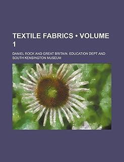 Textile Fabrics (Volume 1)
