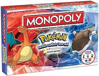 MONOPOLY: Pokemon Kanto Edition