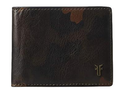 Frye Austin Slim ID Bifold (Camo) Handbags