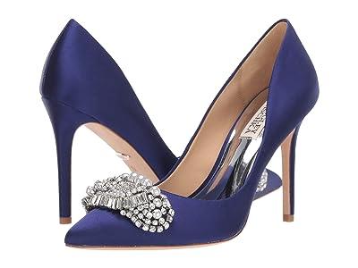 Badgley Mischka Olga (French Blue) High Heels