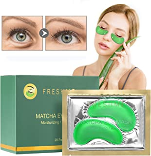 spascriptions anti aging under eye pads