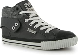 British Knights Roco Fold Over Girls Trainers Shoes Footwear