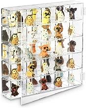 Ikee Design Mirror Back & 4 Shelves Display Acrylic Holder