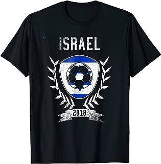 israel soccer jersey 2018