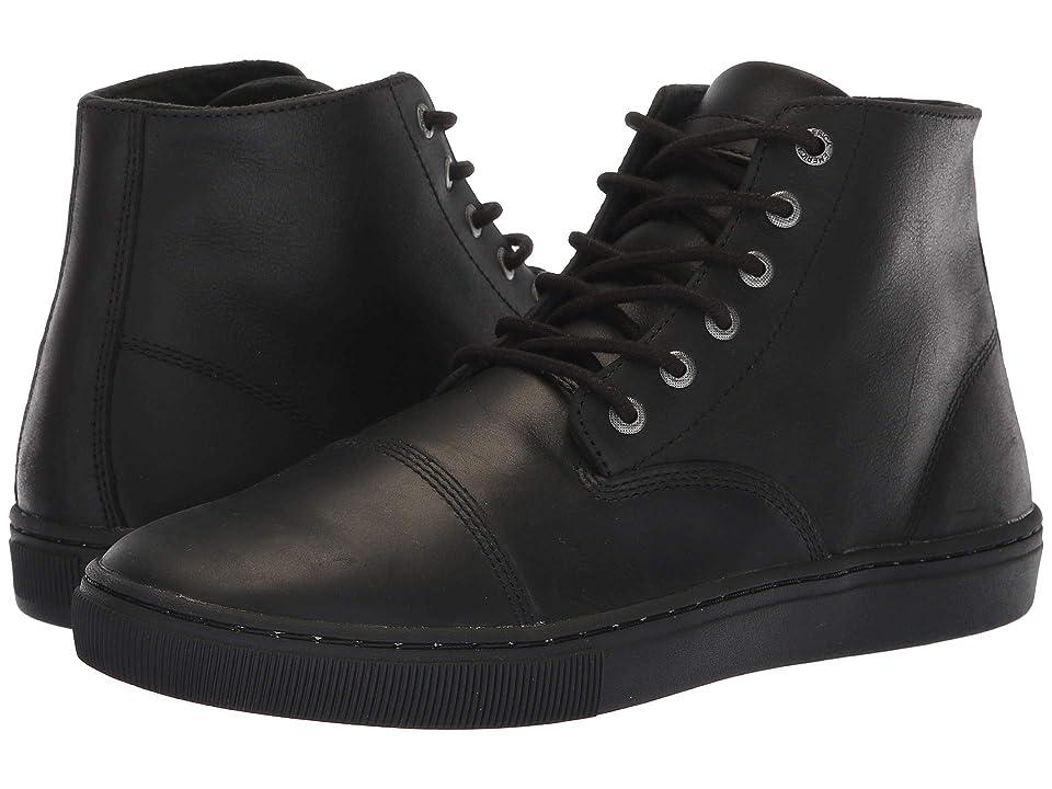 Emerica Shifter High Reserve (Black/Black/Gum) Men