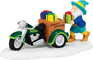 Department 56 North Pole Village Trike Load of Christmas Accessory Figurine, 2.95 inch