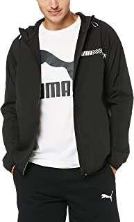 PUMA Men's TEC Sports Windbreaker