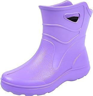 sarcia Bottes de Pluie Violettes en Forme d'arrosoir KOLMAX