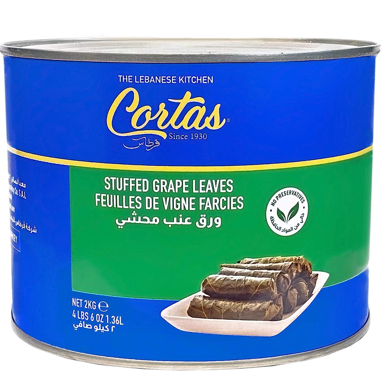 Cortas - Rapid rise Stuffed Grape Leaves 4.4 pieces Max 79% OFF 2 Premi 75 Lb kg