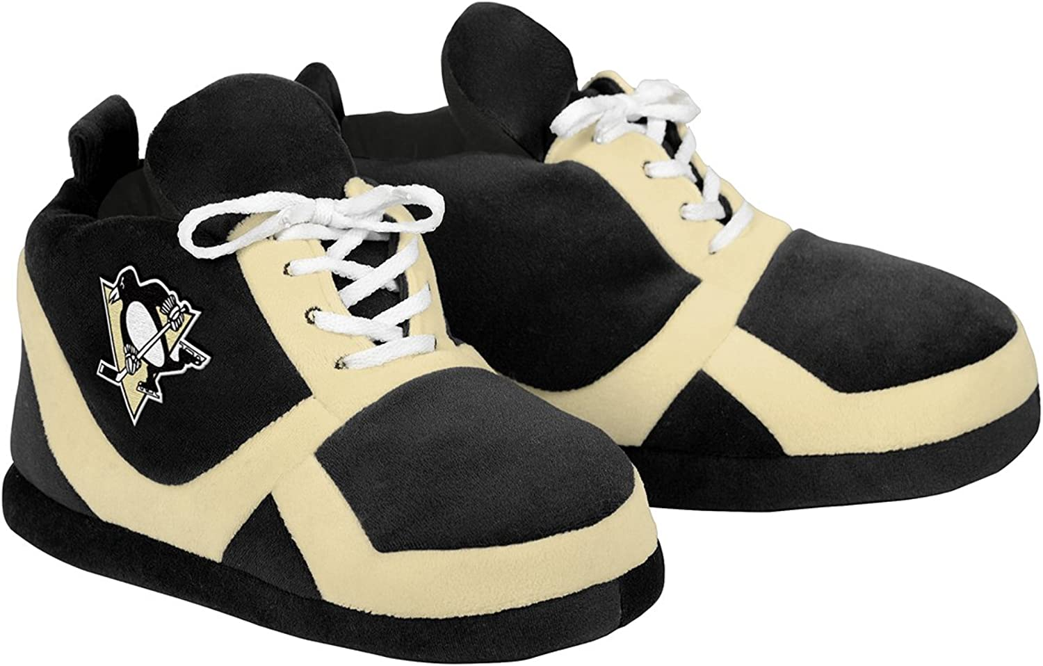 Pittsburgh Penguins NHL Adult Sneaker Slipper