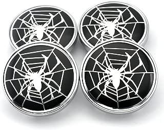 Best spider center caps Reviews