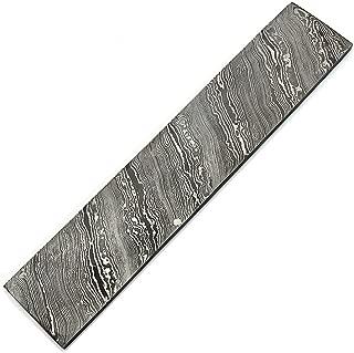 PAL 2000 KNIVES SATP-9026 24x2 Inches Handmade Damascus Steel Twist Pattern Billet Bar Blank Blade