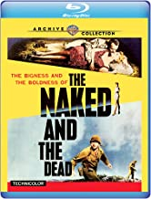 The Naked and the Dead [Blu-ray]