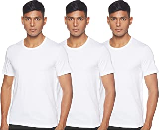 Hugo Boss Men's T-Shirt RN 3P CO 10145963 01 T-Shirt