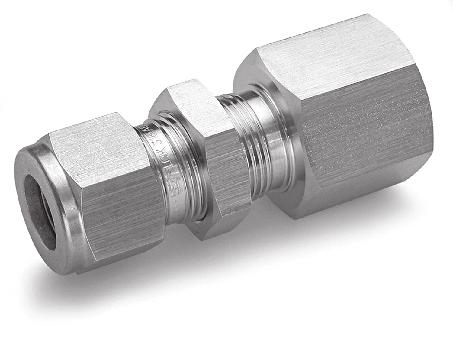 90 Degree Elbow Ham-Let Stainless Steel 316 Let-Lok Compression Fitting 1//4 Tube OD
