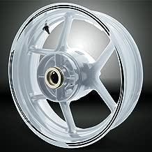 Vector Outer Rim Liner Stripe for Suzuki GSR 750 Gloss Black