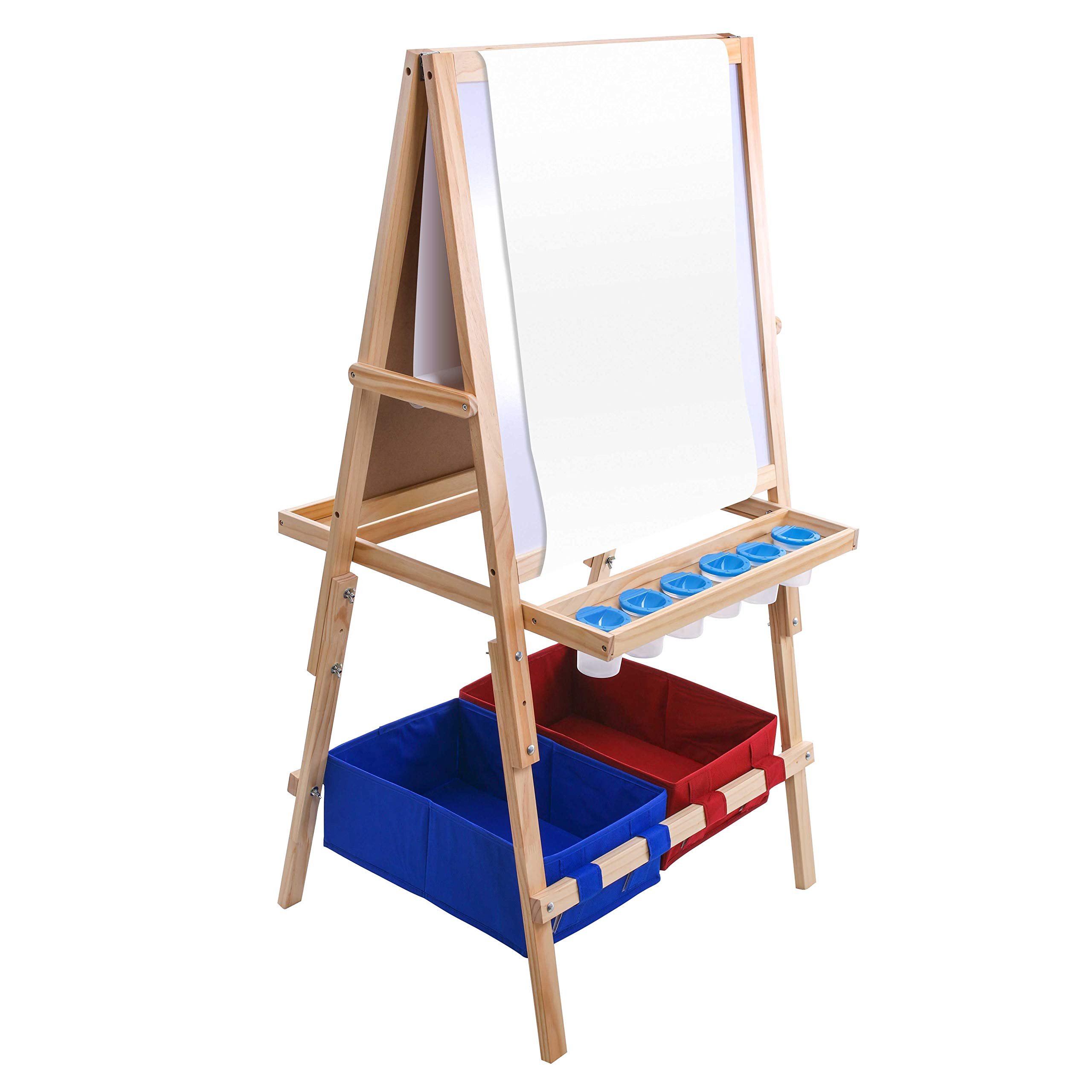 Art Supply Childrens Double Sided Chalkboard