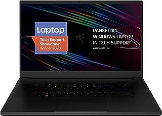 "Razer Blade Pro 17 Gaming Laptop 2020: Intel Core i7-10875H 8-Core, NVIDIA GeForce RTX 2080 SUPER Max-Q, 17.3"" FHD 300Hz, ..."