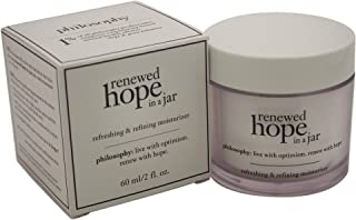 Philosophy Renewed Hope In A Jar Moisturizer for Unisex, 2 Ounce