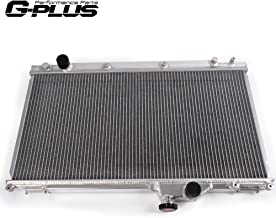 2 Row Core All Aluminum Racing Cooling Radiator Replacement For 2001-2005 LEXUS IS300 3.0L L6 MT 2002 2003 2004