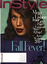 InStyle Magazine ~ September 2016 ~ FALL FEVER ~ Kerry Washington ~ MEGA ISSUE ~ 492 pages!