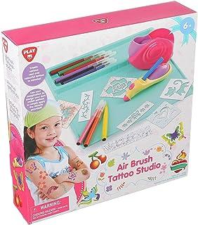 PlayGo Tattoo Studio Air Brush Toy