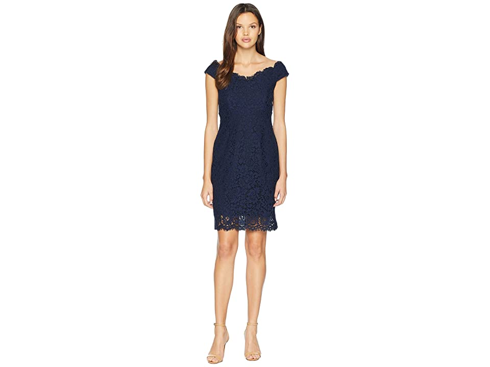 Bardot Tara Lace Dress (Twilight) Women