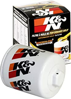 K&N Premium Oil Filter: Designed to Protect your Engine: Fits Select ALFA ROMEO/BUICK/CHEVROLET/DODGE Vehicle Models (See Product Description for Full List of Compatible Vehicles), HP-1017
