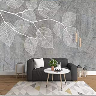 Custom 3D Wall Mural Nordic Modern Fresh Simple Vein Line Photo Wallpaper Wall Cloth For Living Room Tv Background Home De...