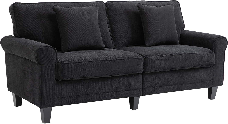 HOMCOM Modern 3-Seater Sofa 78